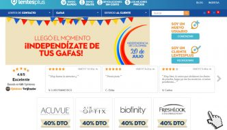 como lentesplus.co pudo ante el gremio Brick and Mortar en Colombia